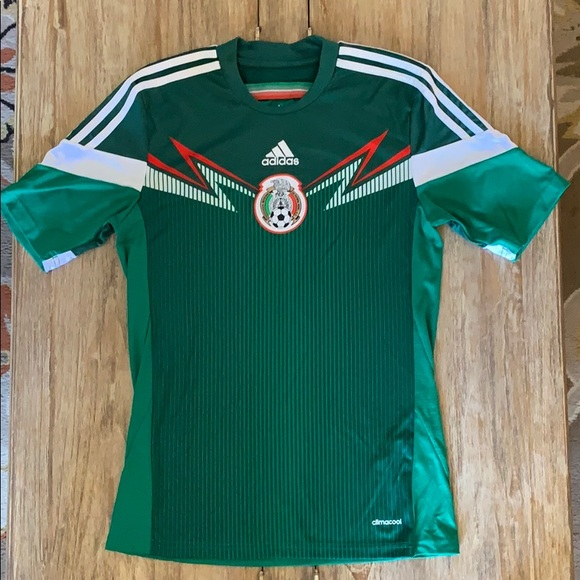 best service c35a7 9f7fb Adidas Mexico National Team Jersey